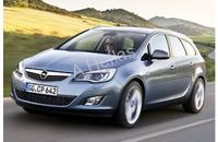 Opel Astra 10/11- Coupe