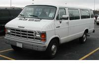 DODGE -Chrysler- Mini Ram Van 10/83 - 09/90