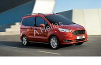 FORD Transit Courier 2/14 -