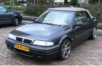 Rover Cabriolet -XW Roadster 02/96-12/00