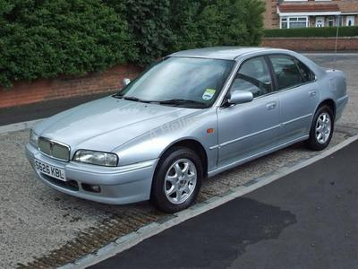 Rover 600-serie 91-93 Saloon