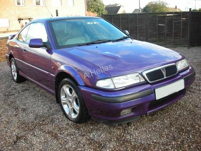 Rover VVC 1.8 Coupe 1998-04