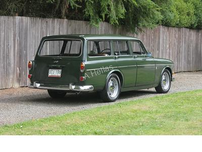 Volvo Amazon Estate 1983-1986