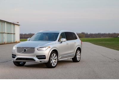 Volvo XC90 Hybride Inscription 7/17-