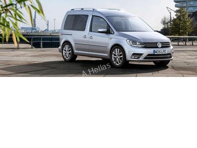 Volkswagen Caddy III 04-