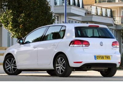 Volkswagen Golf Plus 2010-14