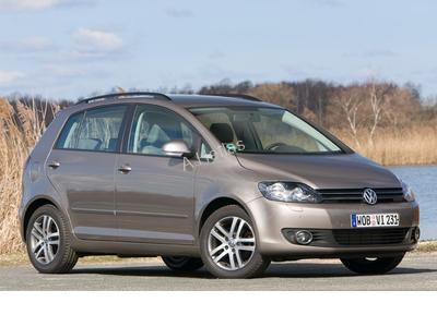 Volkswagen Golf Plus 09-