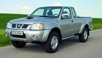 NISSAN Pick-up/Navarra