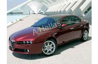 Alfa Romeo 159 Saloon & Estate -sportwagon- 7/05-