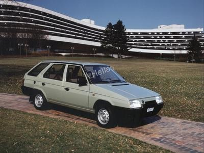 Skoda Favorit Forman 91-95