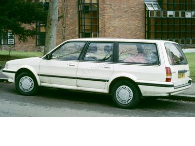 Rover GTD Estate 09/85-12/90