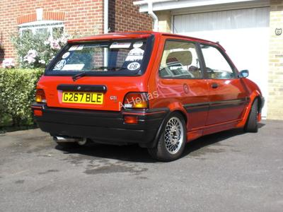 Rover GTi Pick-Up 1987-1992