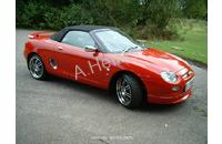 Rover MGF 1995-1998