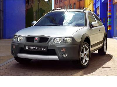 Rover streetwise SE TD 02/03-02/08
