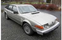 Rover SDX 2600 Twin-Turbo 1993-97