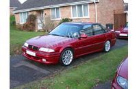 Rover BRM Roaster coupe turbo 11/10-