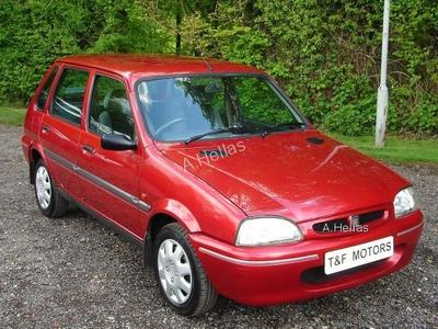 Rover GTi Pick-Up 1992-1996