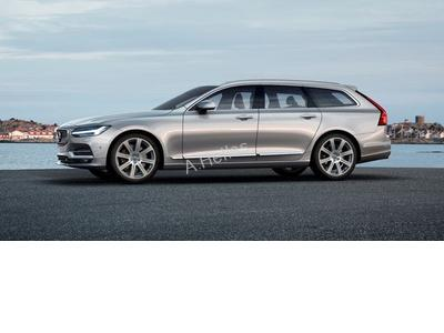 Volvo V90 Hybride Inscription 09/16-