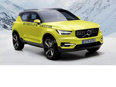 Volvo XC40 Inscription 02/17-