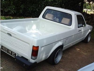 VW Caddy I Pick-up -14, 14D- PS 08.1985