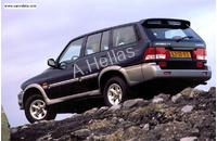 Ssangyong Musso 95-6/96