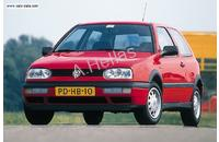 Volkswagen Golf 11/91-97