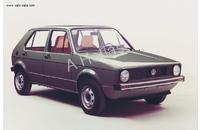 Volkswagen Golf 74-8/83