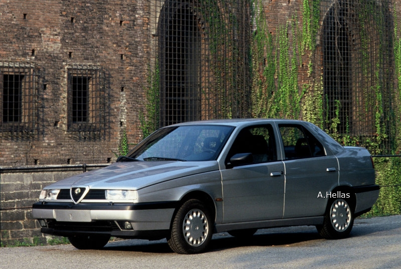 Alfa Romeo 155 - A.as on